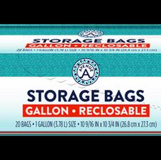 Reclosable Storage Bag