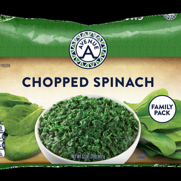 Chopped Spinach 32 oz.