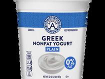 Non-Fat Plain Greek Yogurt