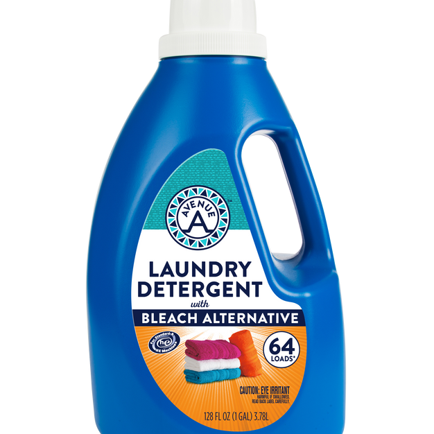 HD Liquid Laundry Detergent Bleach Alternative