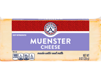 Chunk Muenster Cheese