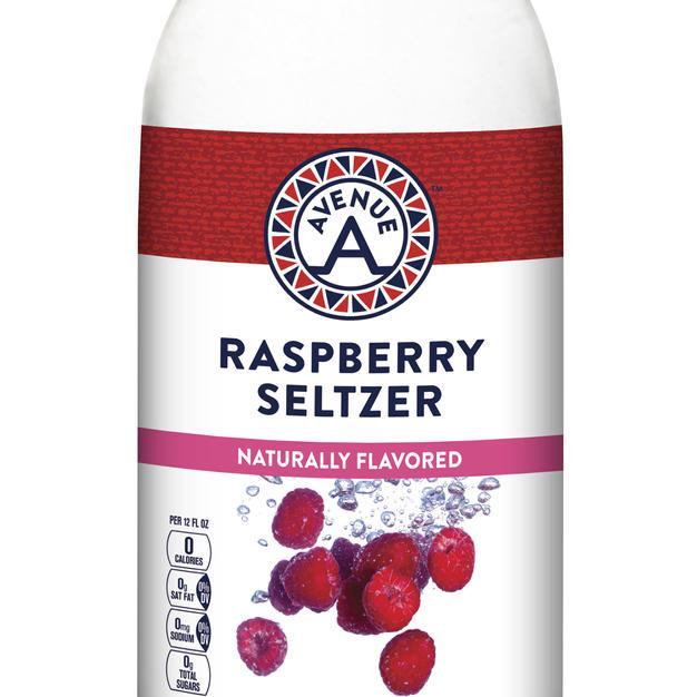 Seltzer Raspberry