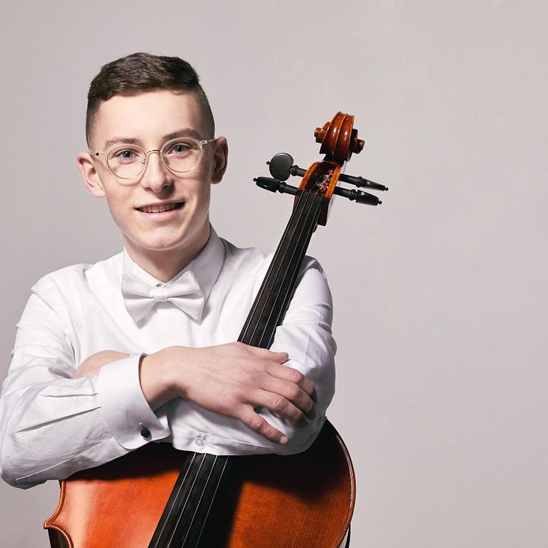 Soloist with Winnipeg Symphony Orchestra