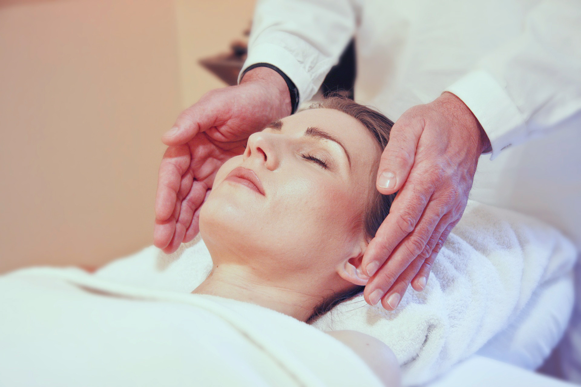 Intuitive Energetic Massage
