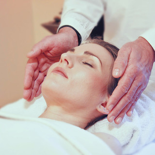 facial and massage service