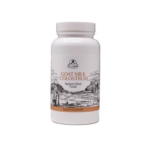 Goat Milk Colostrum  174 grams
