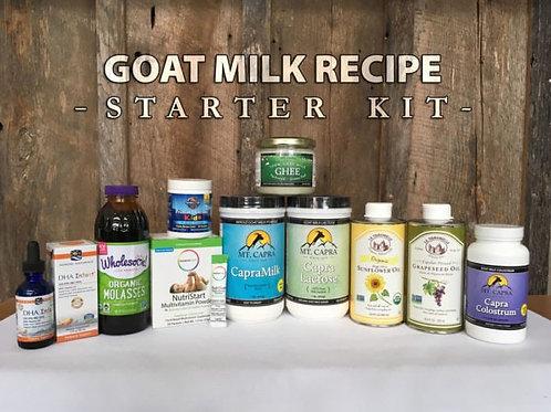 Goat Milk Formula