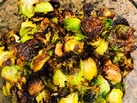 Brussels For The Win! (Recipe)