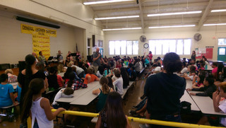 Elementary School Music Presentation w/Kamuela Philharmonic