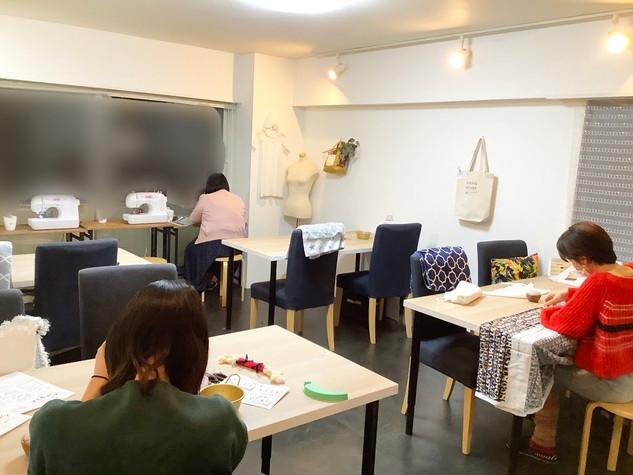 IMG_0842.jpg東京都港区洋裁教室ミシン裁縫教室手芸教室ソーイングビー