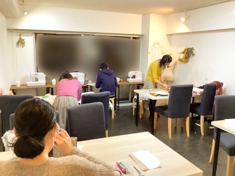 0BF91409-5F62-4C64-8E40-92CD08E41A19.jpg東京都港区洋裁教室ミシン裁縫教室手芸教室ソーイングビー