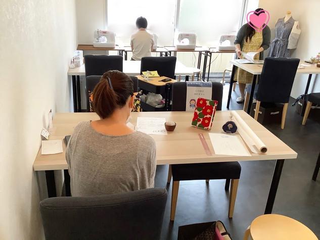東京都港区洋裁教室