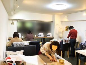 東京都港区洋裁教室ミシン裁縫教室手芸教室ソーイングビー東京都港区洋裁教室ミシン裁縫教室手芸教室ソーイングビー