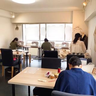 東京都港区洋裁教室裁縫教室ソーイング
