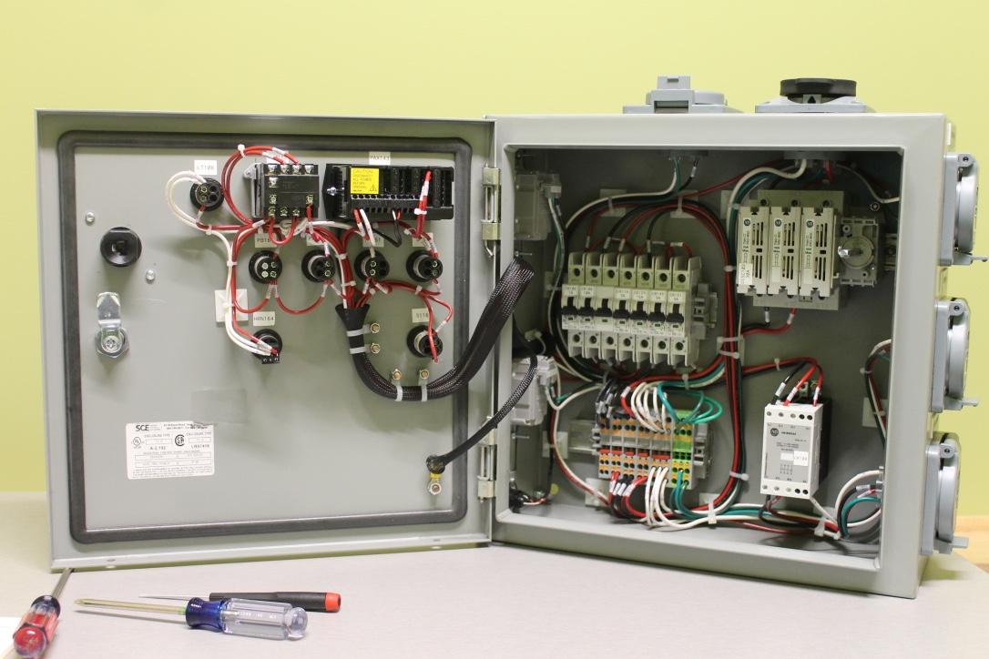 Control Panels | Mohawk Technology, LLC | Industrial Controls