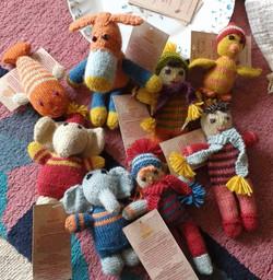 Toys from Berinag