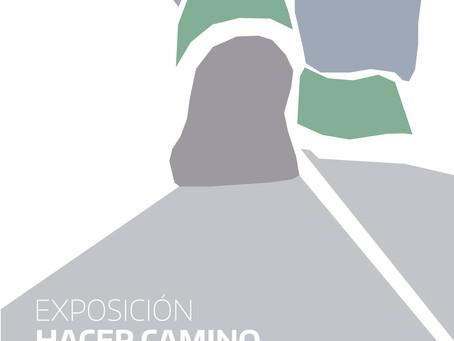Inauguración exposición Hacer Camino