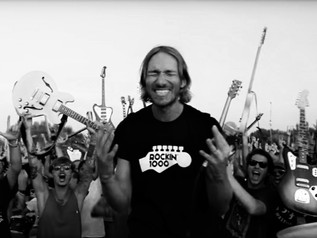 FOO FIGHTERS PLAY 27-SONG-SET TO THE 1000 'LEARN TO FLY' ROCKERS IN ITALY