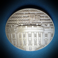 NSC Cyber Challenge Coin