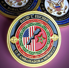 Ambassador Challenge Coin