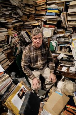 Desmond le libraire, Nouvelle-Orléans, É-U