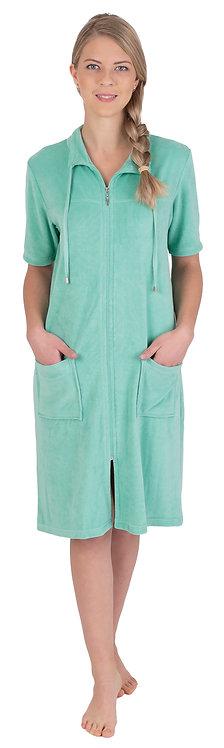 Badekleid/Strandkleid mit Reißverschluss