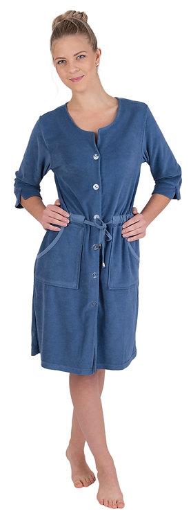 Badekleid/Strandkleid mit Knöpfen