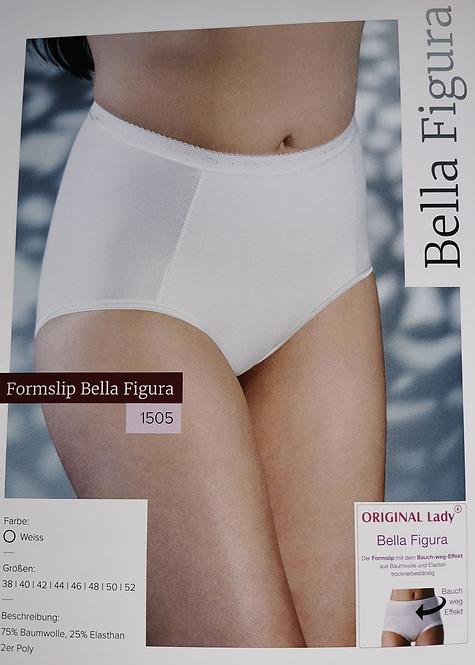 """formender Mieder-Slip aus Baumwolle """"Bella Figura"""""""