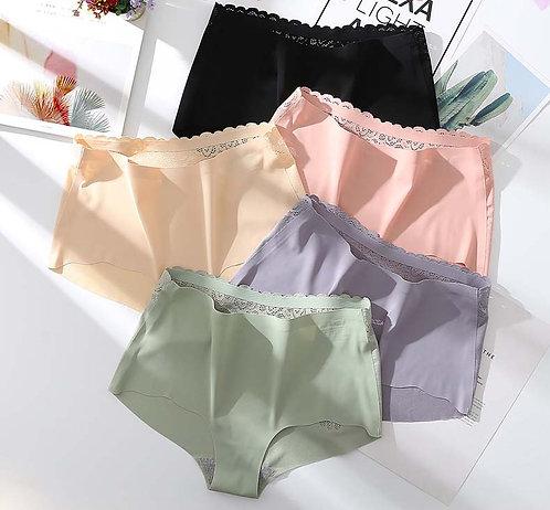 nahtlose Ice Silk Panty