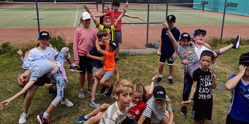 Junior Coaching Reopening Day