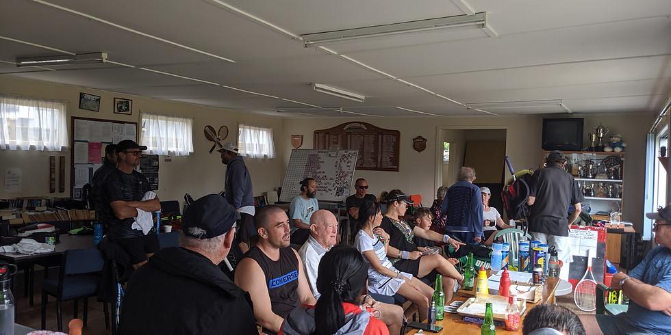 Senior Club Day