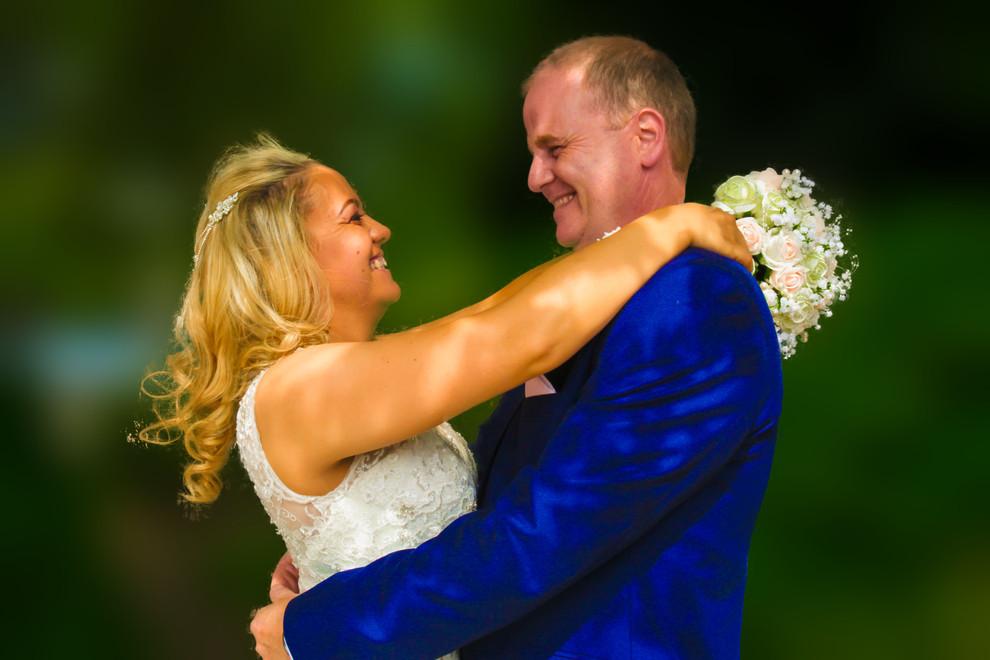 The Hough End Centre Chorlton Wedding  Photographer | Sara + Dermot