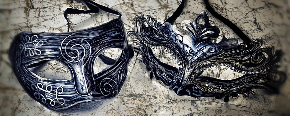 Heldenreise Maskenball, Angela Brückl, Dream of Spirit