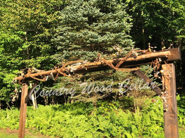 Rustic Arbors
