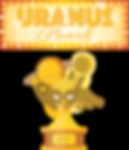 The Uranus Awards Logo