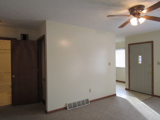 Living room entries