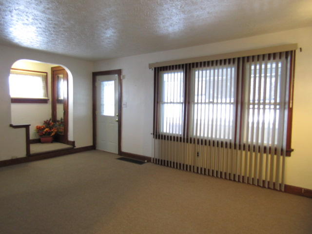 Living room entrance