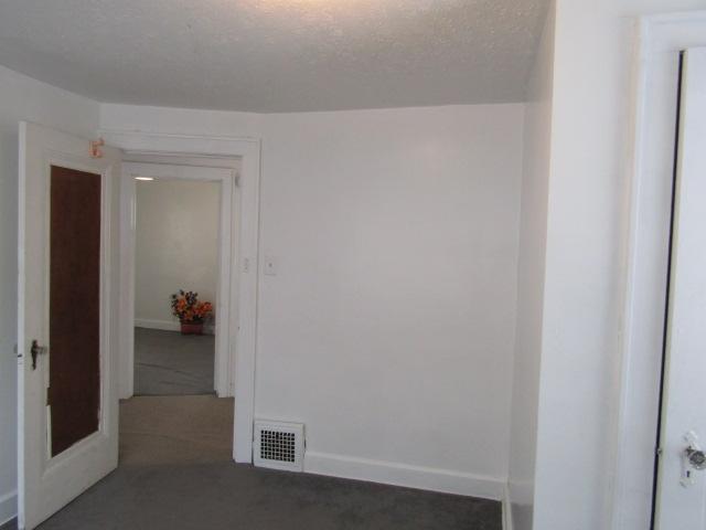 Front driveway bedroom
