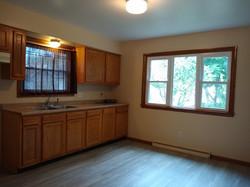 Kitchen - NEW FLOOR