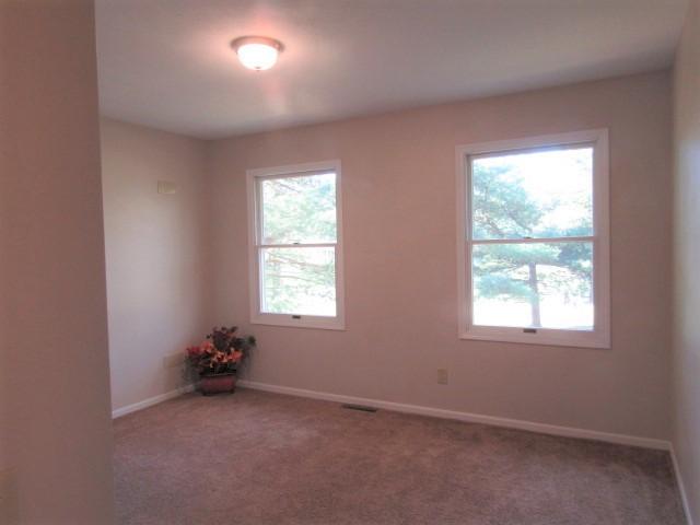 Bedroom - front end