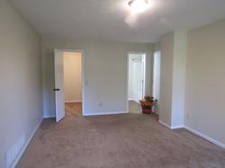 Bedroom Primary closet & bath locations