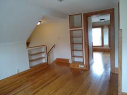 3rd fl bedroom entry