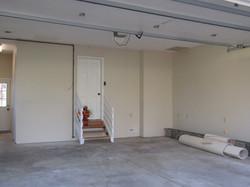 Garage & hall to backyard & full bath