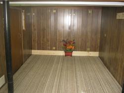 Recreational room (lower level)