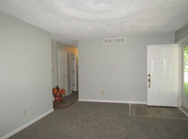 Living Room view of bedroom hallway