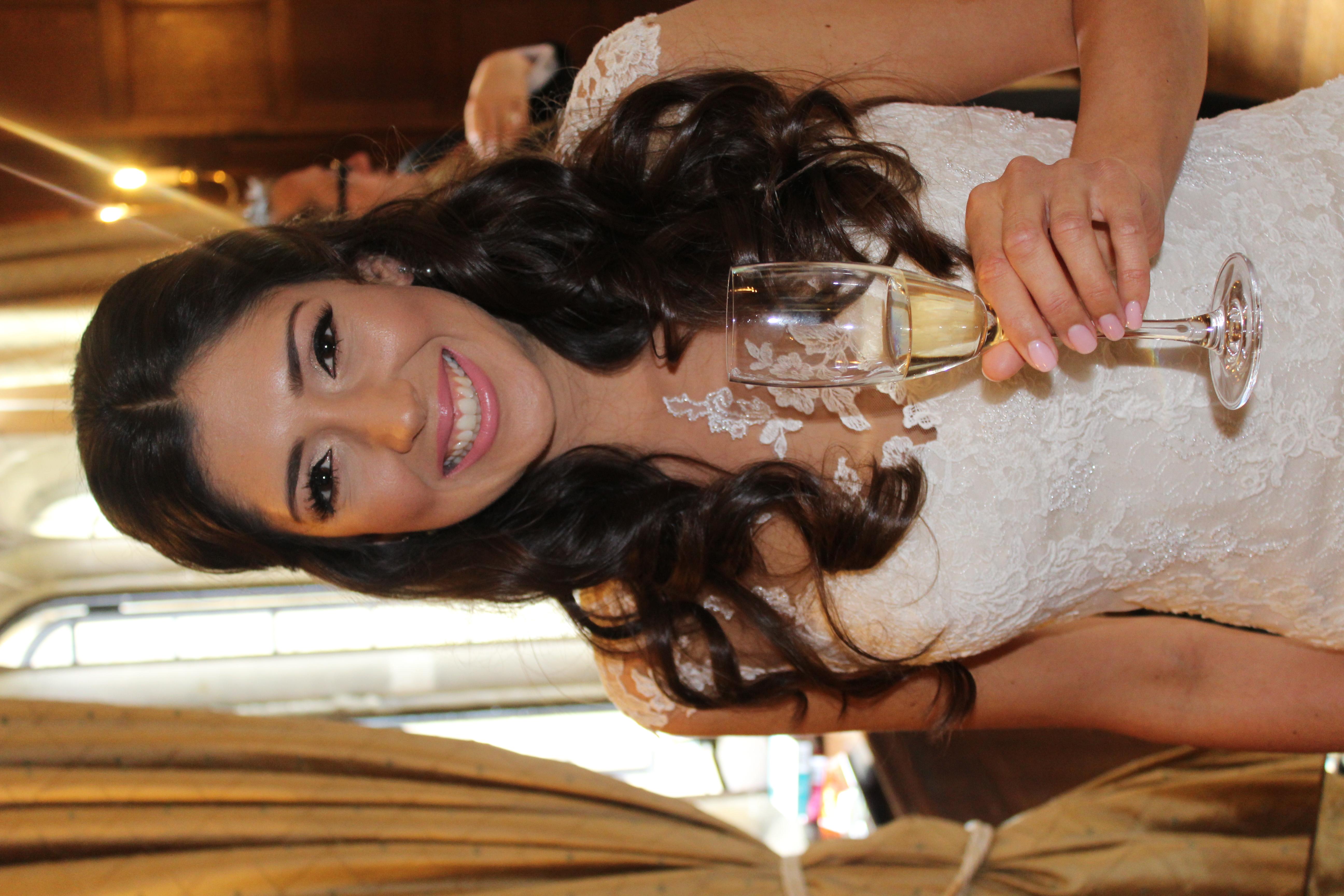 Bridal hair and makeup