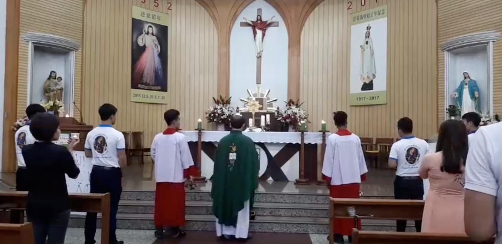 Tín đồ Công Giáo tại Đài Loan