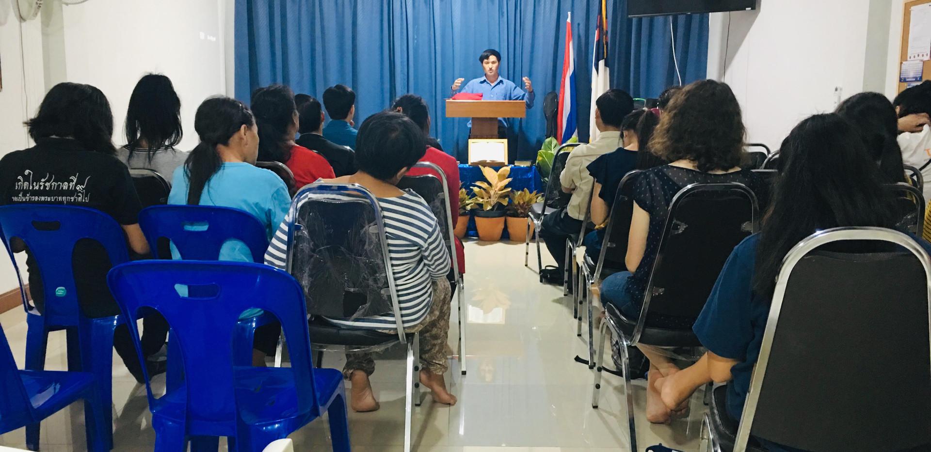 Hội thánh Tin Lành Hmong tị nạn tại Bangkok