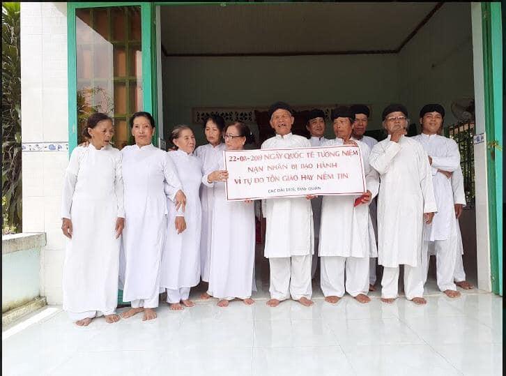 Tín đồ Cao Đài chân truyền 1926 tại Định Quán, Đồng Nai