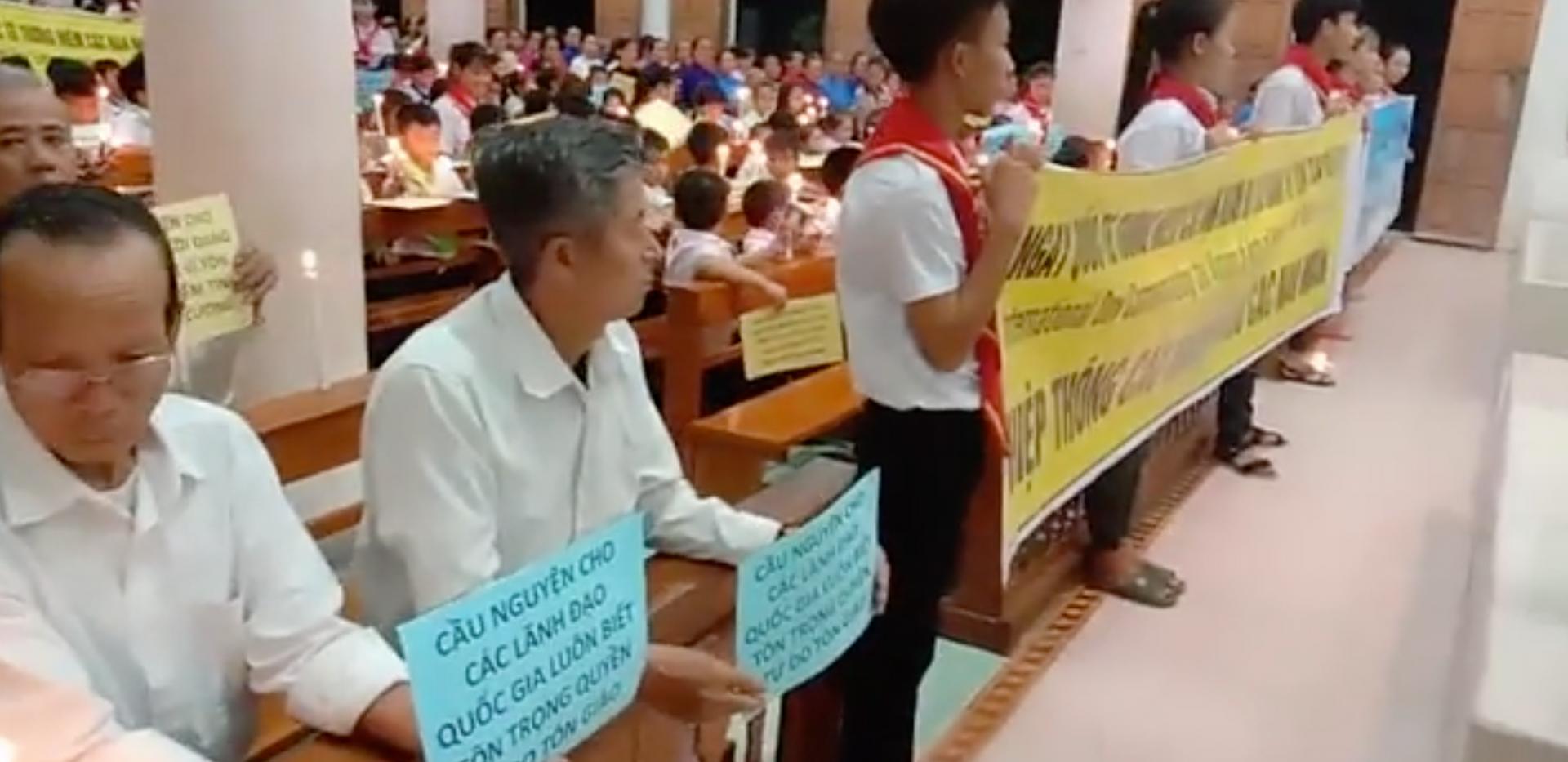 Giáo Xứ Diên Trường Giáo Hạt Hoà Ninh Giáo Phận Hà Tĩnh